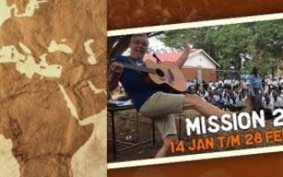 Missie Oeganda 2020