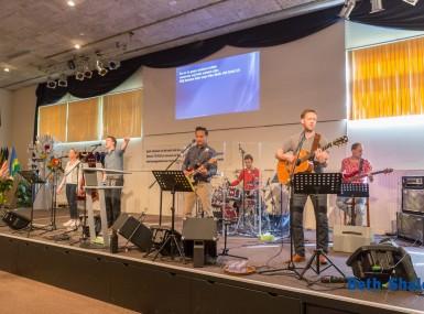 Muziek in Beth Shalom