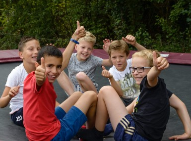 8 juli 2017 – Kinderkamp