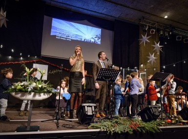 25 december 2017 – Kerstgezinsdienst